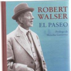Livres: ROBERT WALSER. EL PASEO. Lote 241127495