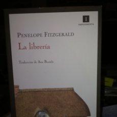 Libros: PENÉLOPE FITZGERALD. LA LIBRERÍA .IMPEDIMENTA. Lote 242424950