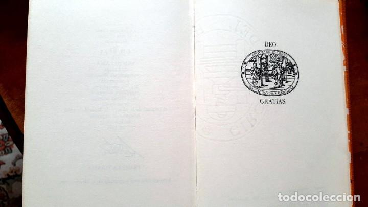 Libros: Lesage-edición facsímil de Gil Blas de Santillana 3 tomos 1ª tirada ejemplar 0086 - Foto 14 - 243140670
