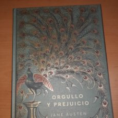 Libros: ORGULLO Y PERJUICIO JANE AUSTEN. Lote 268785589