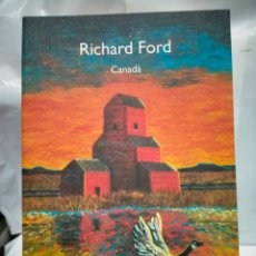Livros: RICHARD FORD .CANADÁ .50 ANAGRAMA. Lote 243265345