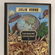 Libros: COLECCIÓN JULIO VERNE - LOS HIJOS DEL CAPITÁN GRANT II - NUEVO. Lote 243807790