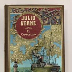 Libros: COLECCIÓN JULIO VERNE - EL CHANCELLOR - NUEVO. Lote 243830565