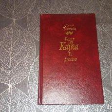 Libros: FRANZ KAFKA. POEMA DE MIO CID. JOSÉ DE ESPRONCEDA. EMILY BRONTË. HOMERO. LOTE 5 CLÁSICOS UNIVERSALES. Lote 245098840