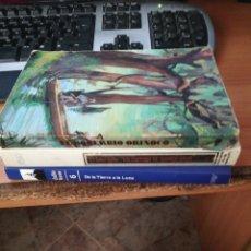 Libros: LOTE JULIO VERNE. Lote 253503935