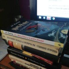 Libros: LOTE 10 LIBROS. Lote 253504745