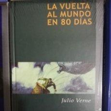Libros: LA VUELTA AL MUNDO EN 80 DÍAS (JULIO VERNE). Lote 253842195