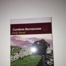 Libros: CUMBRES BORRASCOSAS EMILY BRONTE. Lote 253874650