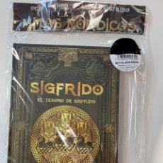 Libros: MITOLOGÍA NÓRDICA EL TESORO DE SIGFRIDO. Lote 256395375