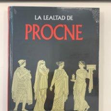 Libros: MITOLOGÍA - LA LEALTAD DE PROCNE - NUEVO. Lote 257460015