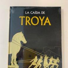 Libros: MITOLOGÍA - LA CAÍDA DE TROYA- NUEVO. Lote 257614265