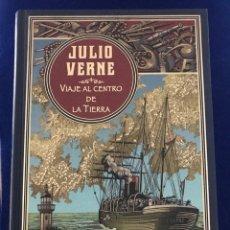 Libros: JULIO VERNE VIAJE AL CENTRO DE LA TIERRA. Lote 258985815