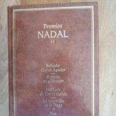 Libros: PREMIOS NADAL 14 NUEVO / PRECINTADO. Lote 261179715