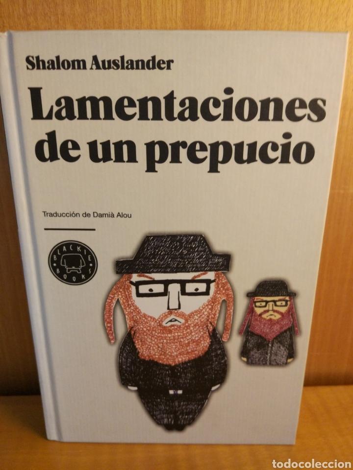 LAMENTACIONES DE UN PREPUCIO (Libros Nuevos - Literatura - Narrativa - Clásicos Universales)