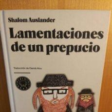 Libros: LAMENTACIONES DE UN PREPUCIO. Lote 262089260