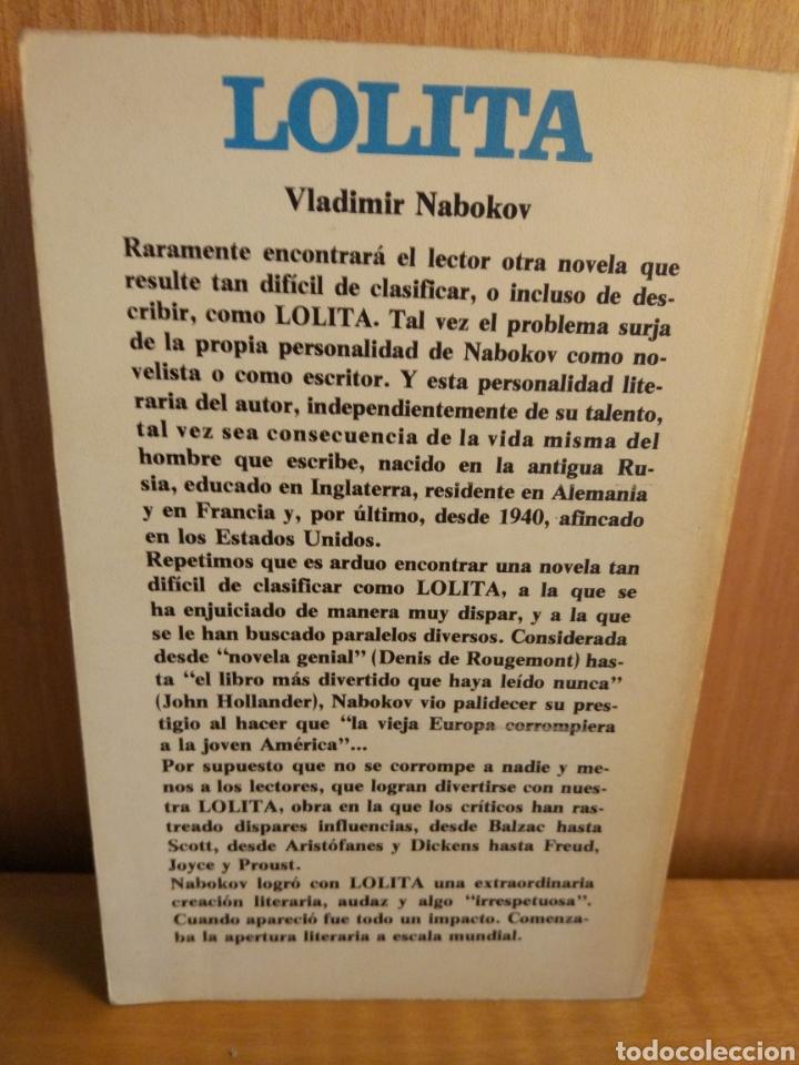 Libros: Lolita. Vladimir Nabokov - Foto 2 - 262089385