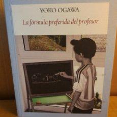 Libros: YOKO OGAWA. LA FÓRMULA. Lote 262089880