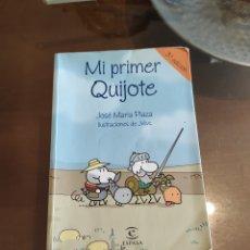 Libros: MI PRIMER QUIJOTE. Lote 262166070