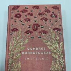 Libros: COLECCIÓN GRANDES NOVELAS CUMBRES BORRASCOSAS DE EMILY BRONTË. Lote 262422550