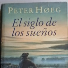 Libros: EL SIGLO DE LOS SUEÑOS. Lote 262675530