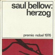 Libros: HERZOG / SAUL BELLOW.. Lote 263023680