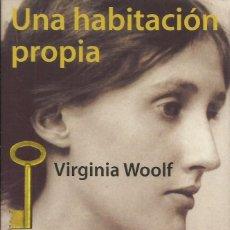 Libros: UNA HABITACIÓN PROPIA / VIRGINIA WOOLF.. Lote 263051865