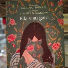 Libros: NARUKI NAGAKAWA. ELLA Y SU GATO .DUOMO. Lote 268470324
