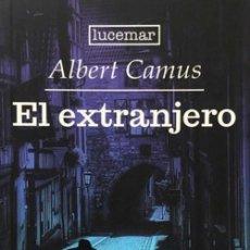 Libros: EL EXTRAJERO. ALBERT CAMUS. Lote 268573984