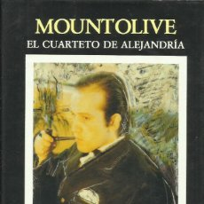 Libros: MOUNTOLIVE / LAWRENCE DURRELL.. Lote 268771139