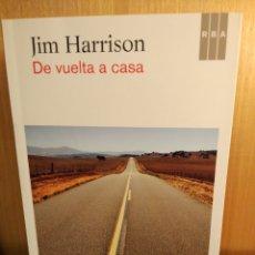 Libros: JIM HARRISON. DE VUELTA A CASA. Lote 269609723