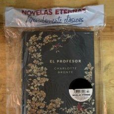 Libros: EL PROFESOR DE CHARLOTTE BRONTË- NOVELAS ETERNAS. Lote 269751208