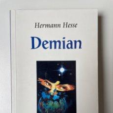 Libros: DEMIAN. HERMANN HESSE. Lote 270567363