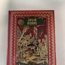 Libros: JULIO VERNE COLWCCION - EL PAÍS DE LAS PIELES - NUEVO. Lote 270867953