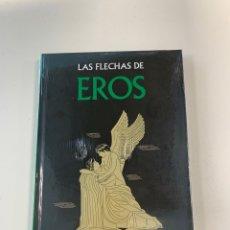 Libros: LAS FLECHAS DE EROS COLECCIÓN MITOLOGÍA. Lote 270868738