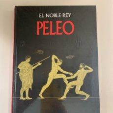 Libros: EL NOBLE REY PELEO - COLECCIÓN MITOLOGÍA. Lote 270898558
