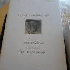 Libros: LA EPOPEYA DE GILGAMESH Y TRISTÁN E ISEO (LOTE EN CAJA) - RANDOM HOUSE MONDADORI-2004. Lote 272449793