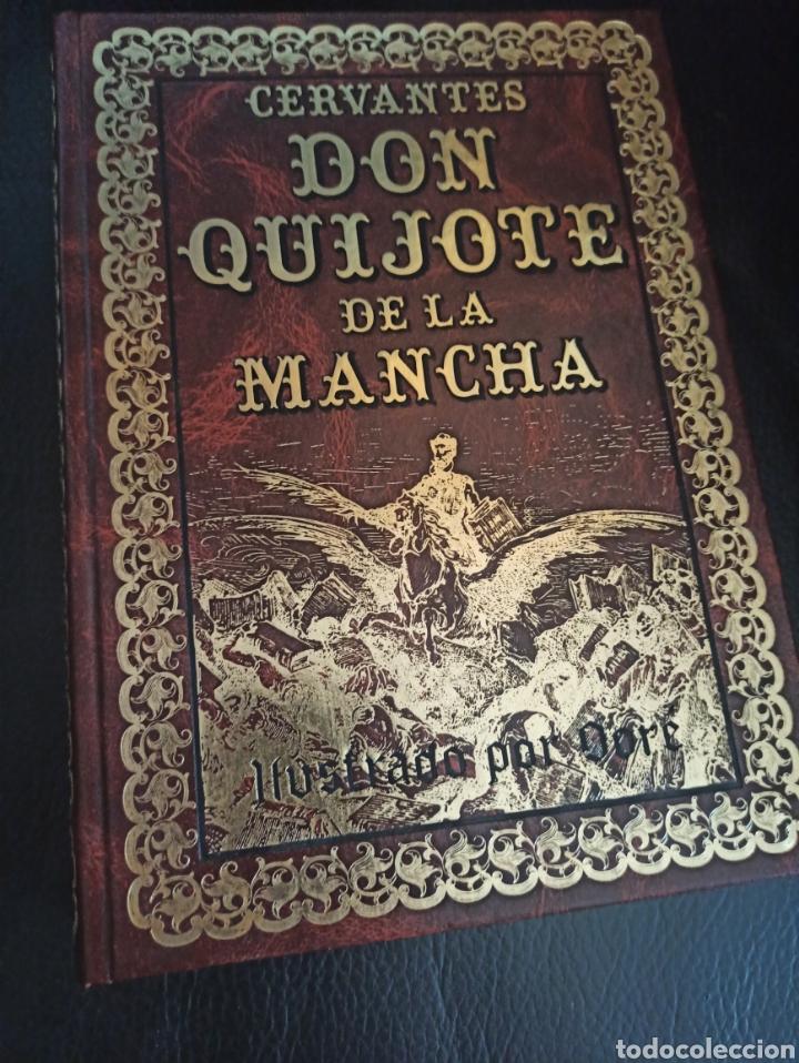 EL INGENIOSO HIDALGO DON QUIJOTE DE LA MANCHA ILUSTRADO POR DORÉ. MIGUEL DE CERVANTES. (Libros Nuevos - Literatura - Narrativa - Clásicos Universales)