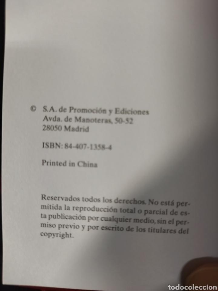 Libros: Lote de tres libros don Quijote de la mancha ,de pequeñas dimensiones , - Foto 9 - 283724548