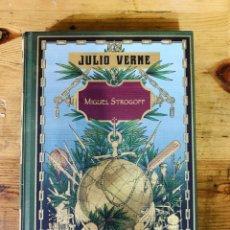 Libros: COLECCIÓN JULIO VERNE MIGUEL STROGOFF - LIBRO NUEVO. Lote 284714523