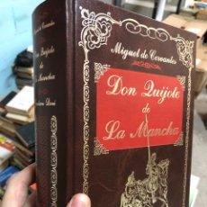 Libros: DON QUIJOTE DE LA MANCHA - ILUST. GUSTAVO DORE - MIGUEL DE CERVANTES - 1998 - BUEN ESTADO. Lote 285688028