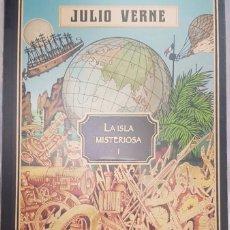 Libros: COLECCIÓN JULIO VERNE LA ISLA MISTERIOSA I - NUEVO. Lote 285996238