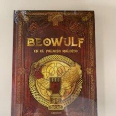 Libros: COLECCIÓN MITOLOGÍA BEOWULF EN EL PALACIO MALDITO. Lote 287343858