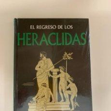 Libros: COLECCIÓN MITOLOGÍA EL REGRESO DE HERÁCLIDAS. Lote 287345978