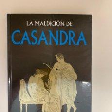 Libros: COLECCIÓN MITOLOGÍA LA MALDICIÓN DE CASANDRA. Lote 287346558