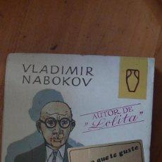 Libros: VLADIMIR NABOKOV. PNIN. POMAIRE, 1967. Lote 287602778