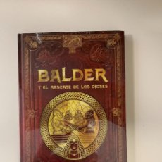 Libros: MITOLOGÍA NÓRDICA BALDER Y EL RESCATE DE LOS DIOSES - NUEVO. Lote 287979293
