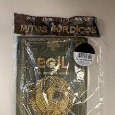 Libros: MITOLOGÍA NÓRDICA EGIL Y EL HACHA DE SANGRE - NUEVO. Lote 287979668