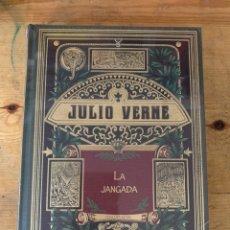 Libros: COLECCIÓN JULIO VERNE LA JANGADA - NUEVO. Lote 289479338