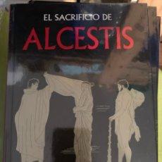 Libros: COLECCIÓN MITOLOGÍA GREDOS - EL SACRIFICIO DE ASCELTIS - NUEVO. Lote 289836213