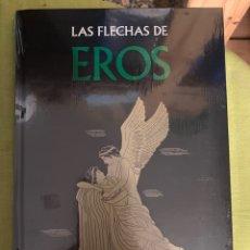 Libros: COLECCIÓN MITOLOGÍA GREDOS LAS FLECHAS DE EROS - NUEVO. Lote 289838218